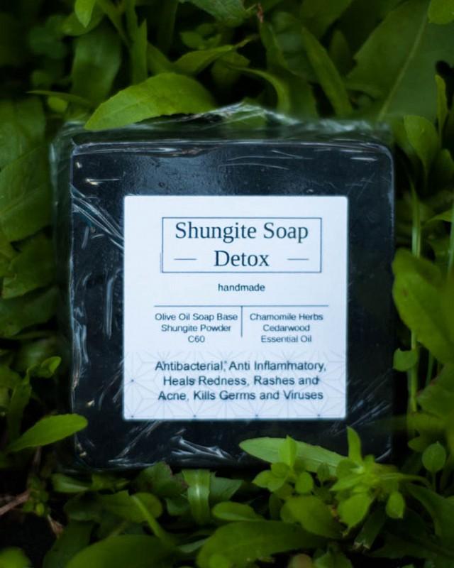 Shungite Soap - Detox