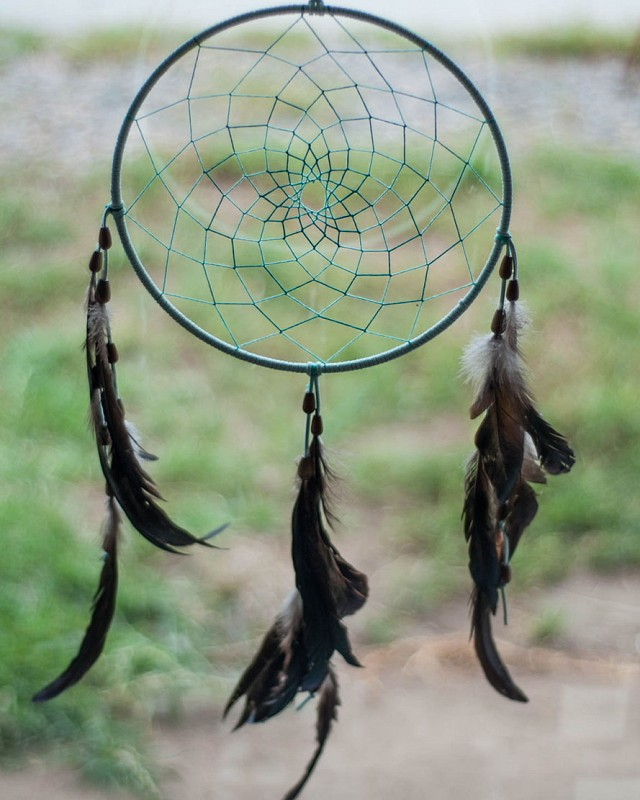 Prosperity Dreamcatcher