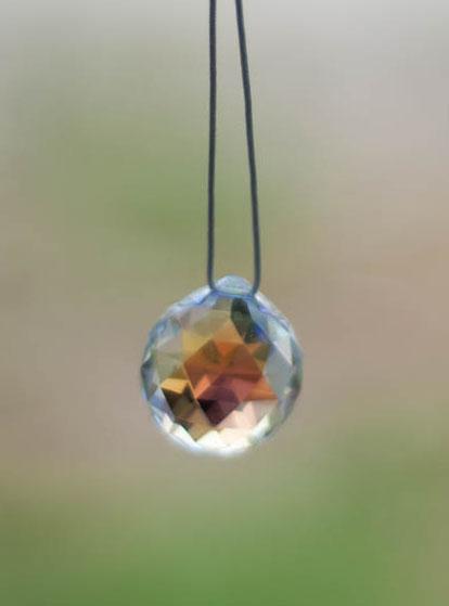 Swarovski Crystal 20mm Rainbow Maker Ball Aurora Borealis