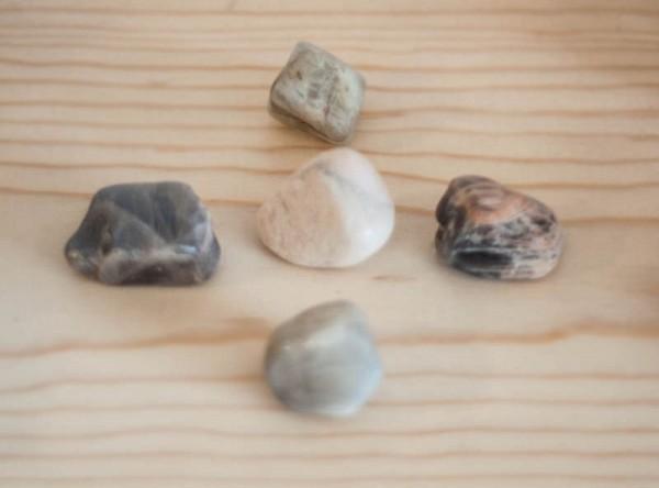 Tumbled Moonstone
