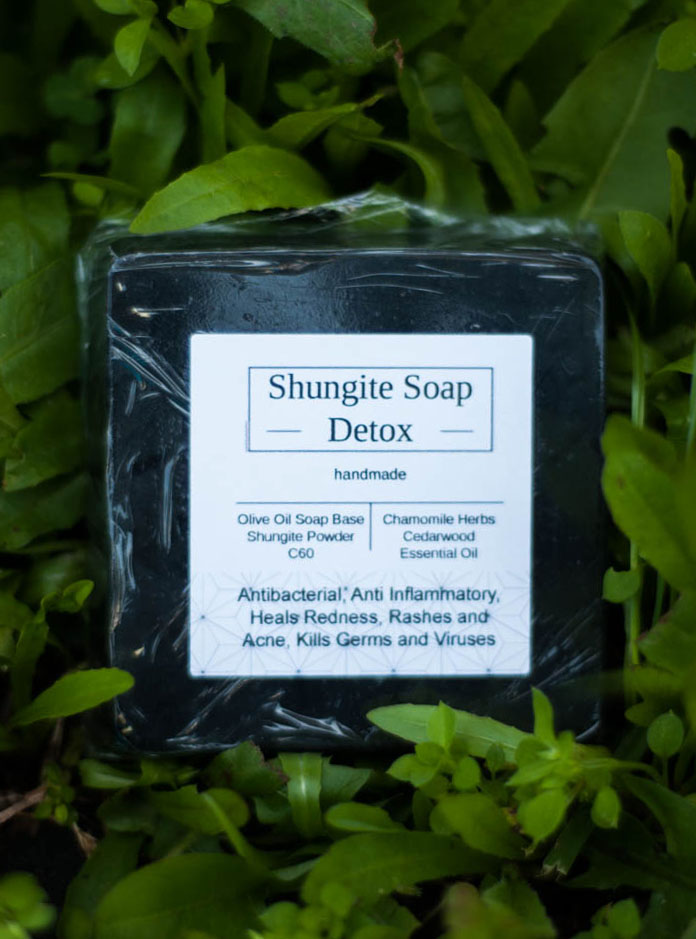 Shungite Soap - Detox