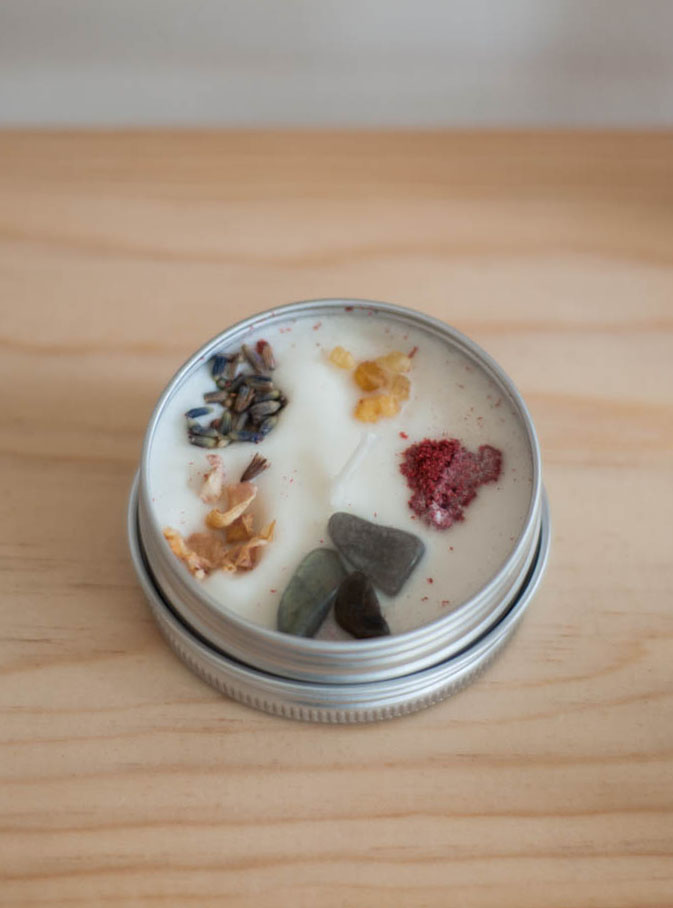 Intuition Travel Candle