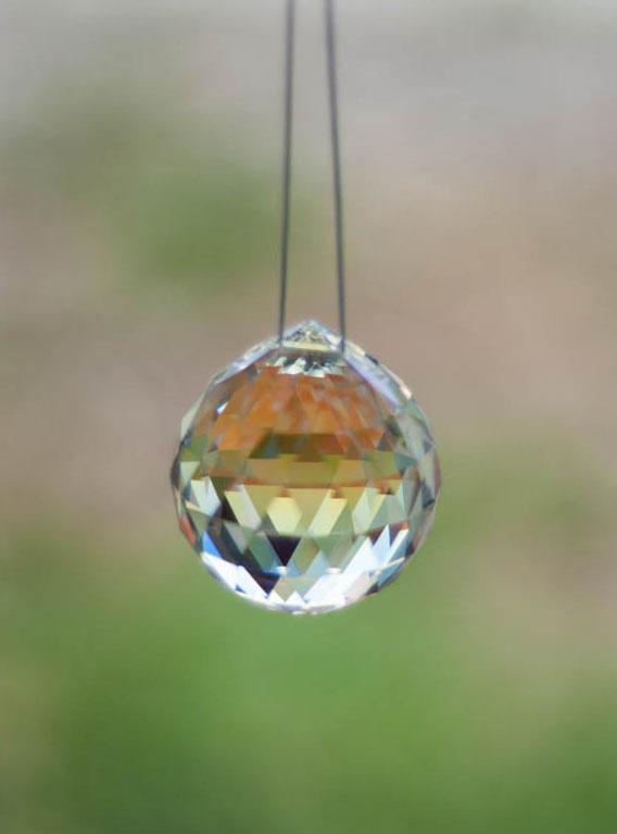 Swarovski Crystal 40mm Rainbow Maker Ball