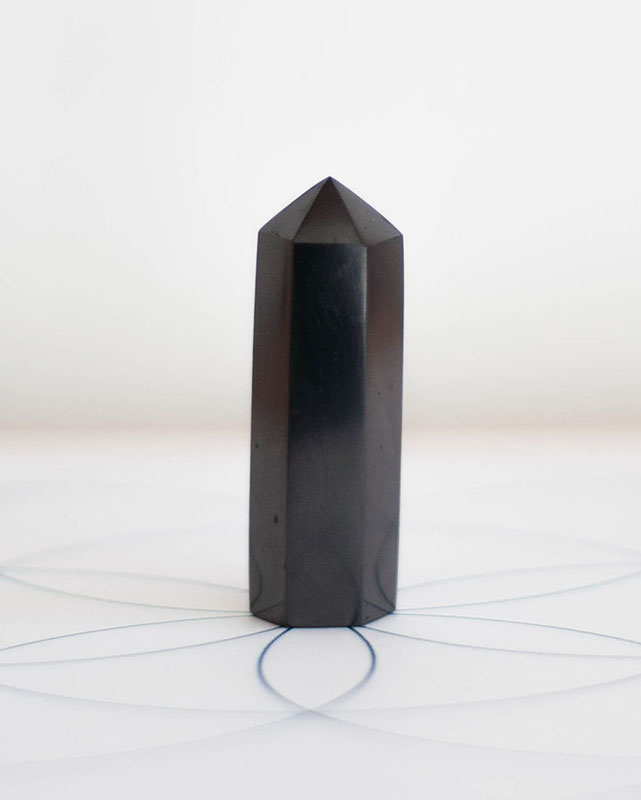 Shungite Generator Tower