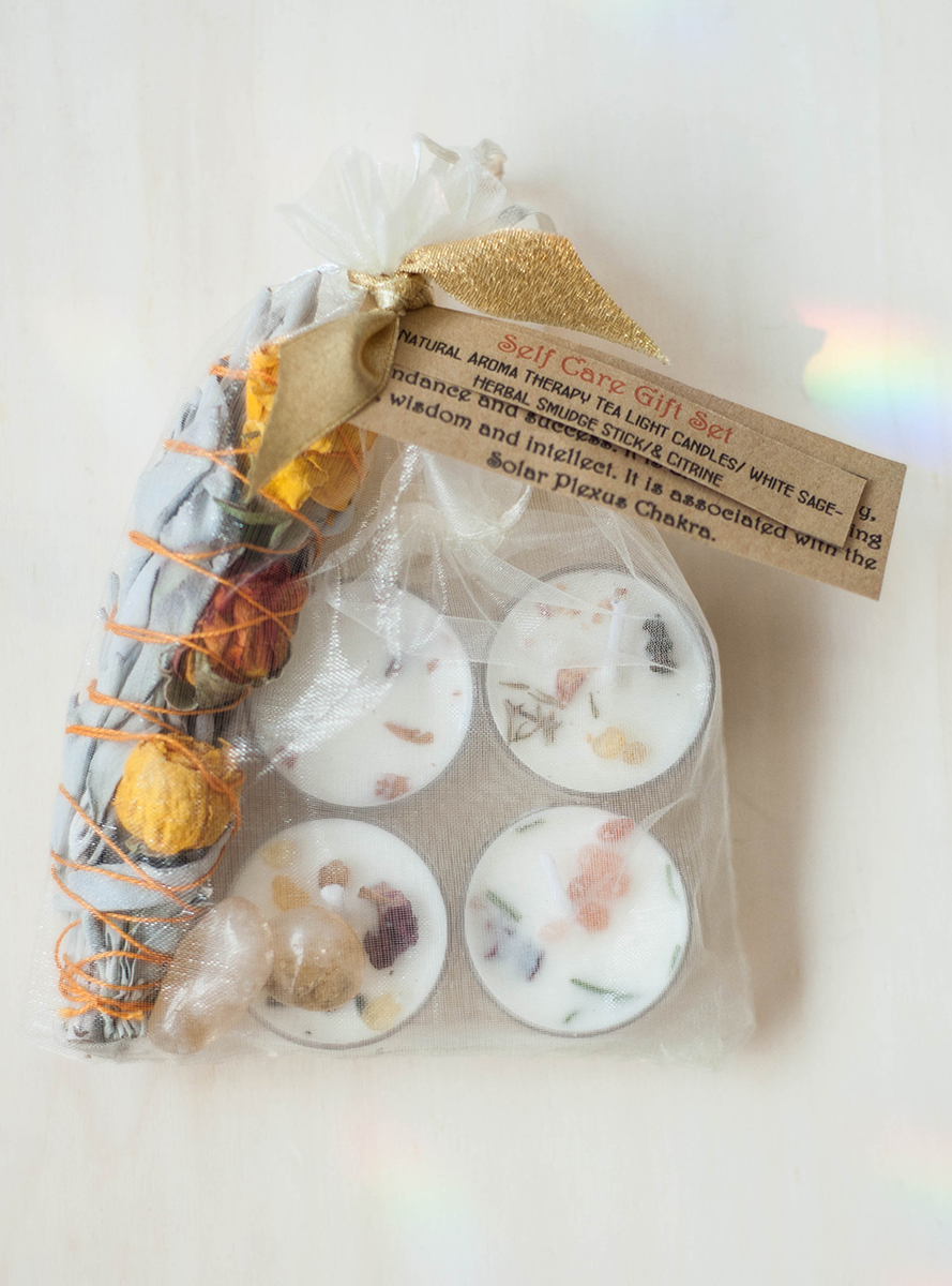 Self Care Gift Set - Citrine