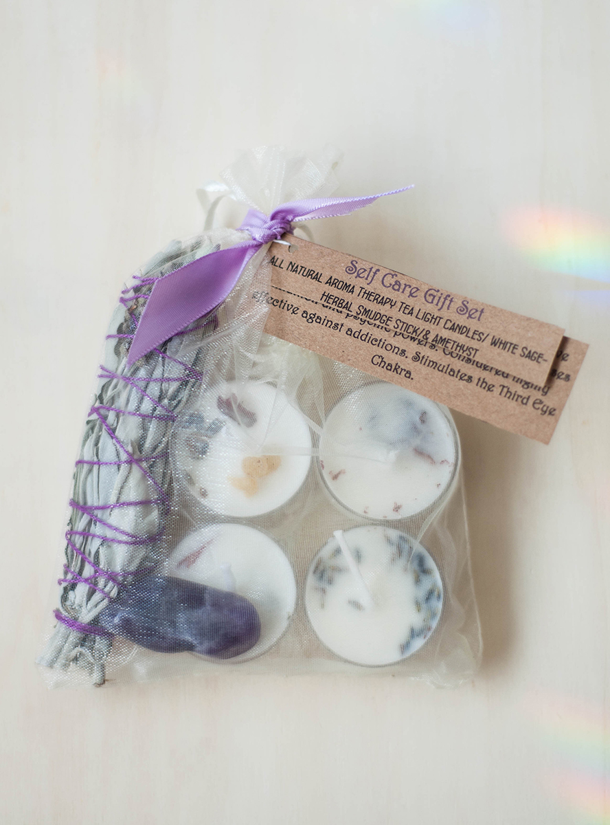 Self Care Gift Set - Amethyst