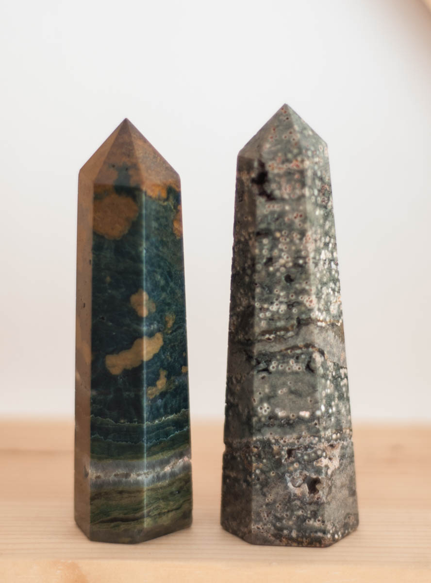 Ocean Jasper Tower Medium