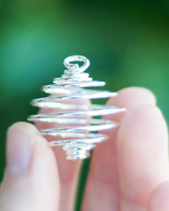 Silver Plated Coil