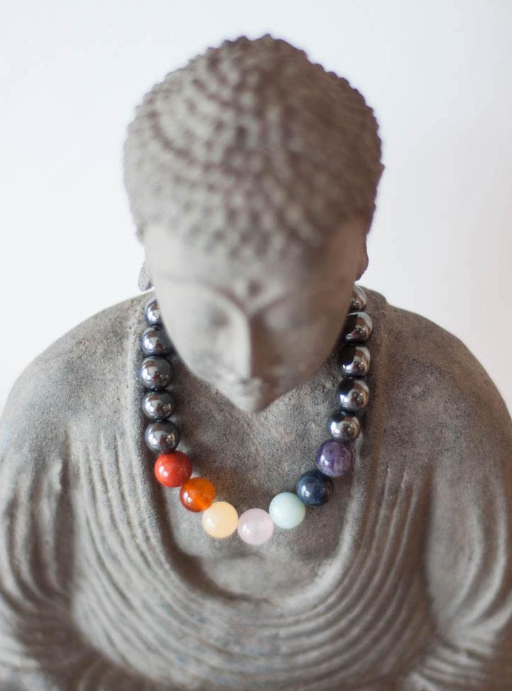 Chakra with Hematite Bracelet