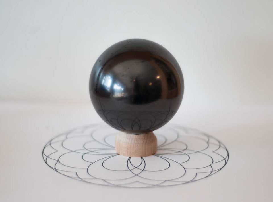 Shungite Sphere Medium
