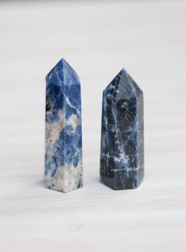 Sodalite Tower