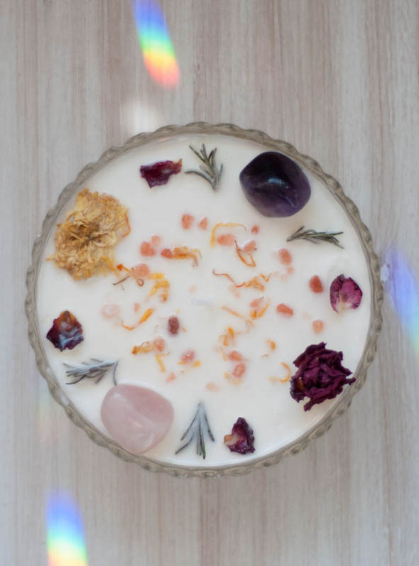 Gratitude Candle medium