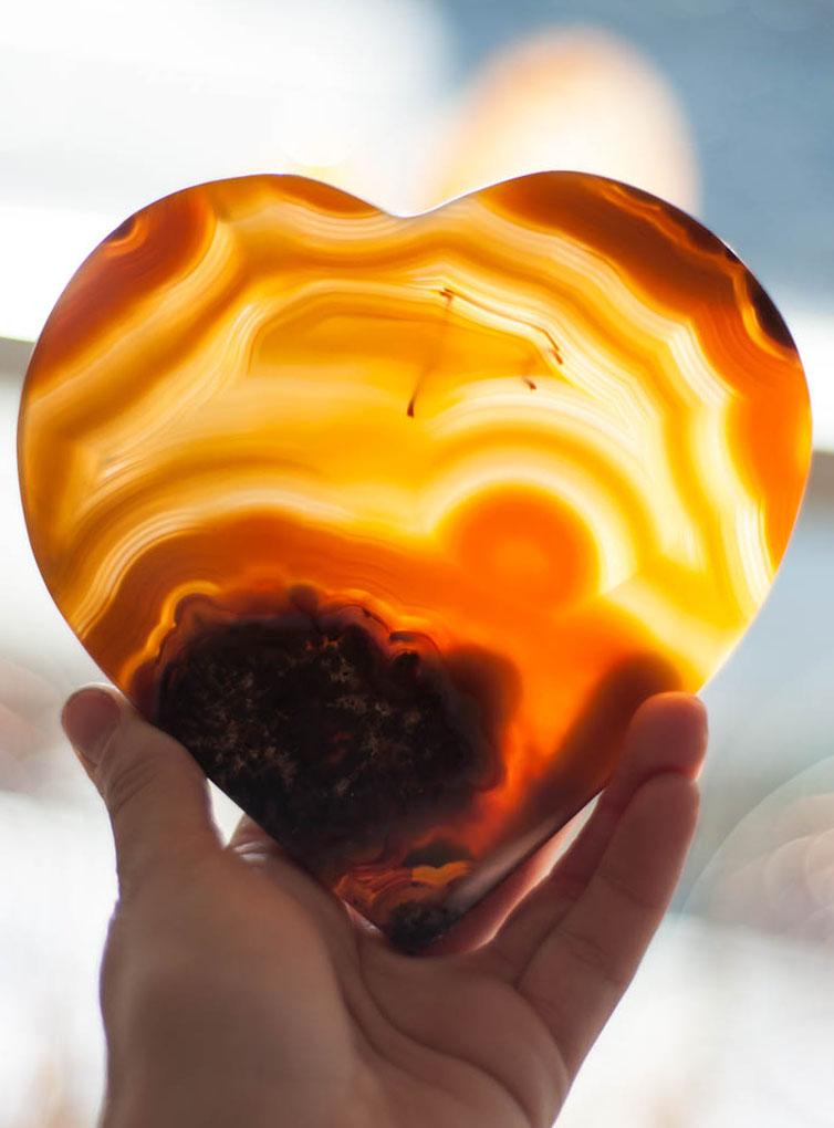 Agate Heart #2