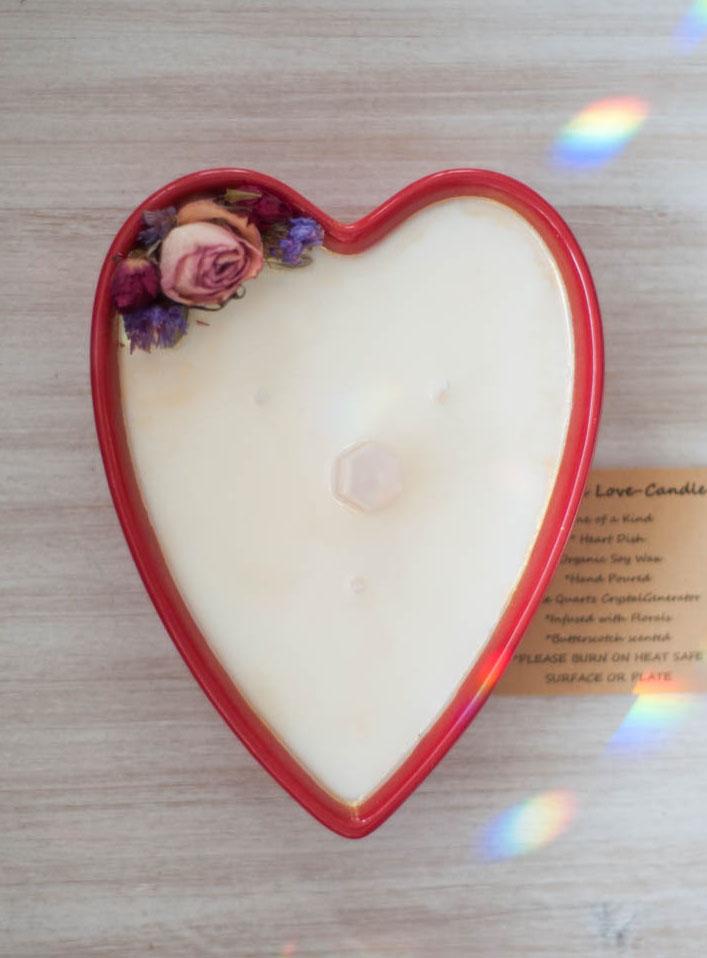 Celebrate Love Candle