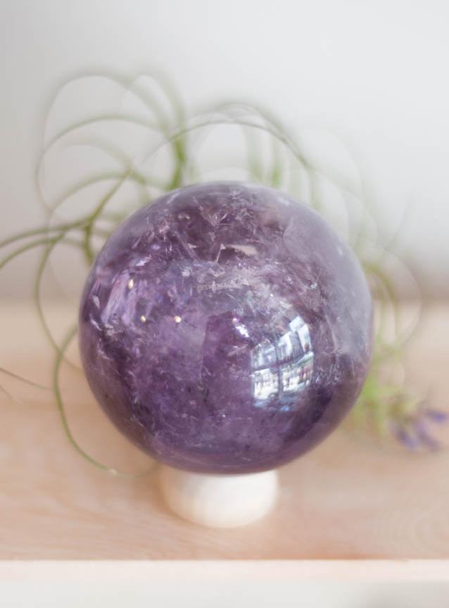 Amethyst Sphere #1