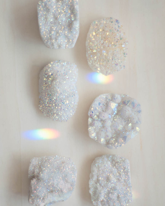 Angel Aura Cluster 1-2 inches