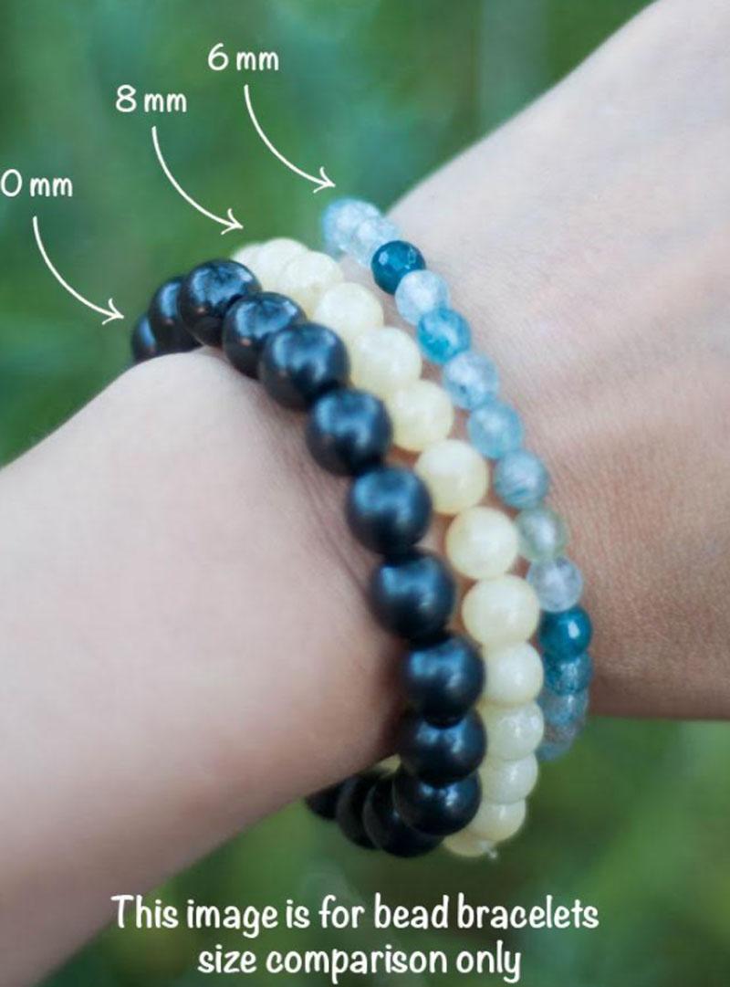 Bracelet Size Comparison