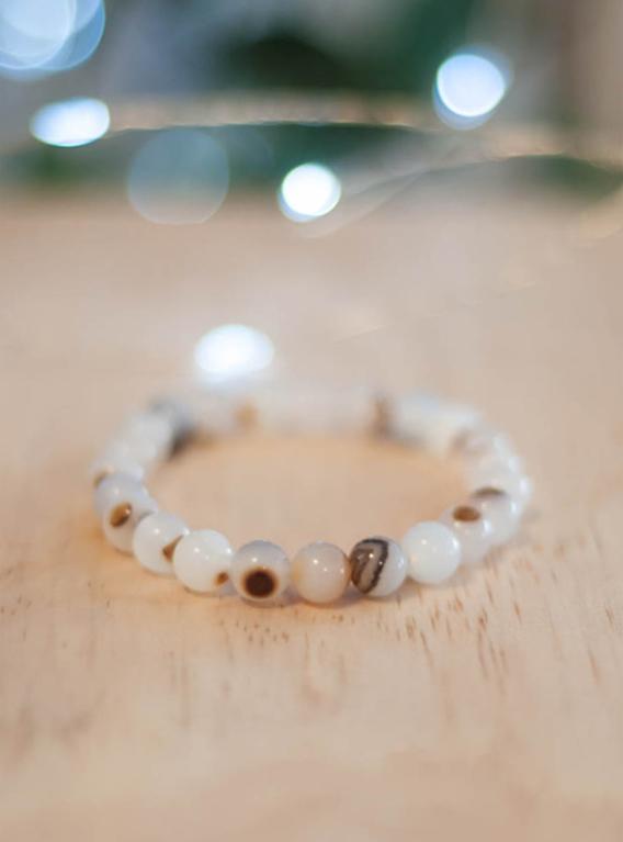 Montana Agate Bracelet