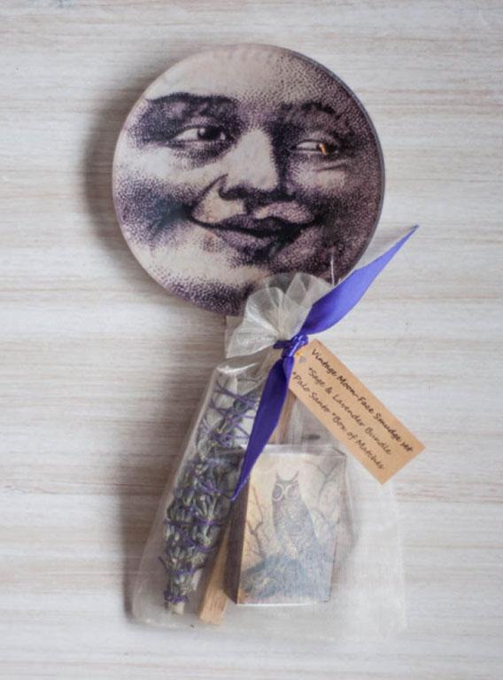 Moon Face Smudge Set