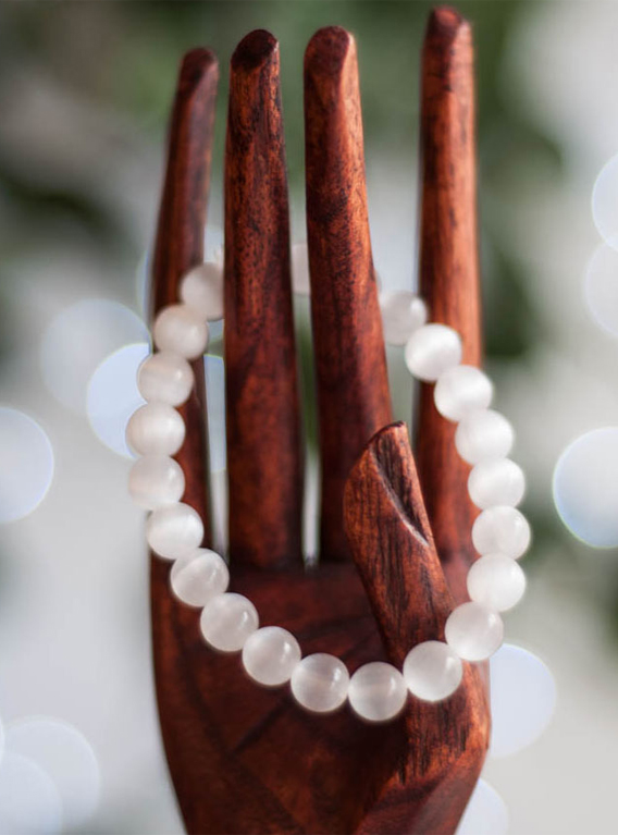 Selenite Bracelet - only in regular size