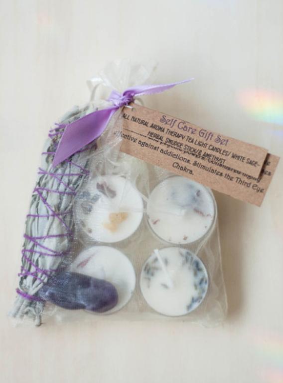Self Care Gift Set - Amethyst