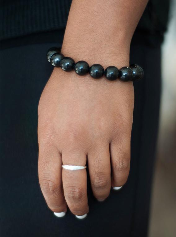Shungite Bracelet 10mm